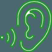Wykonanamy badania słuchu